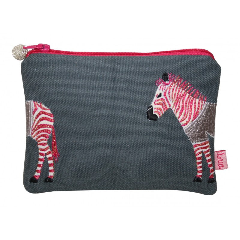 Zebra Coin Purse