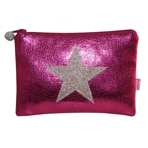 Glitter Star coin purse