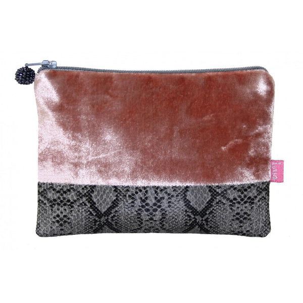 Coin Purse Banded - Snakeskin