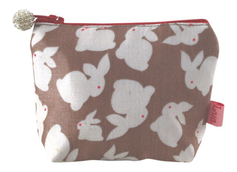 Mini Purse - Mink Rabbit