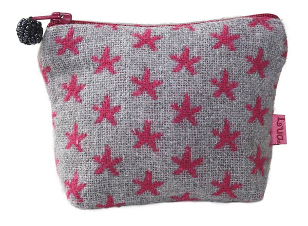 Mini Purse - Star Blue or Pink