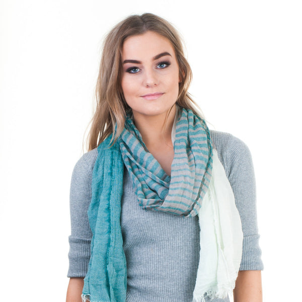 Charlie Scarf - Various Colours