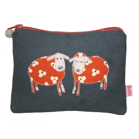 Two Sheep Coin Purse