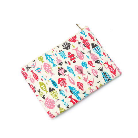 Fishes iPad case