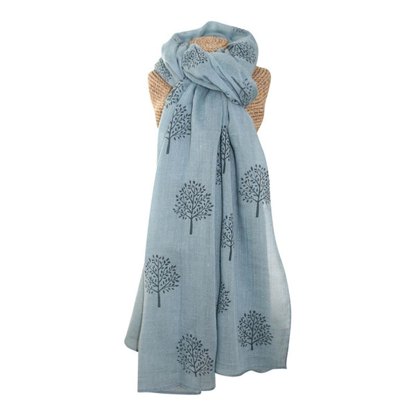 Mulberry Tree Scarf