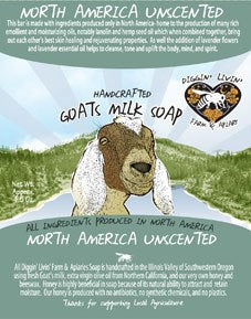 North America Unscented