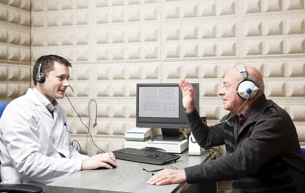 Schedule an Annual Hearing Test