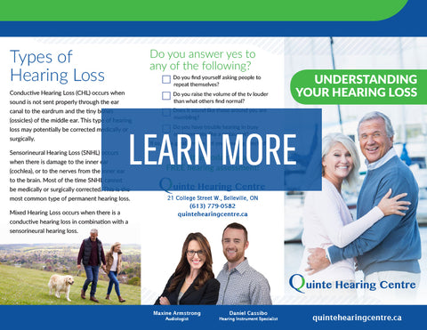 QHC Understanding Your Hearing Loss