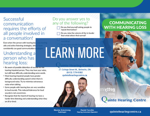 QHC Communicating With Hearing Loss