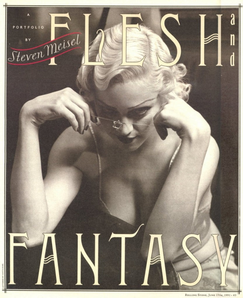 Madonna by Meisel