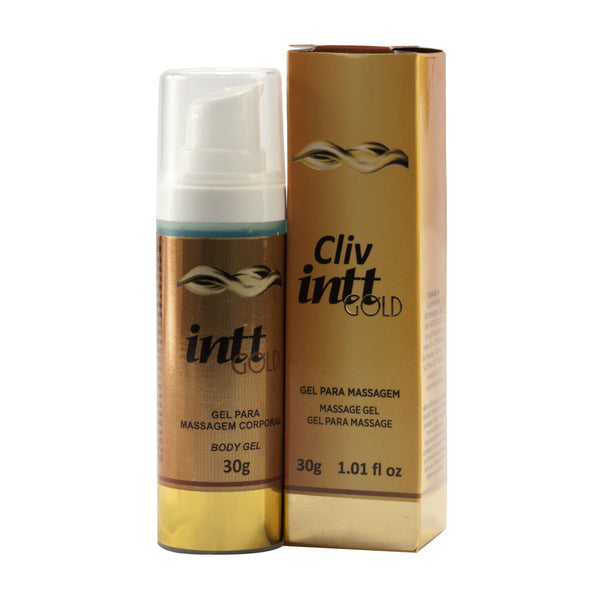 Cliv Intt Gold Gel anestésico Extra Forte