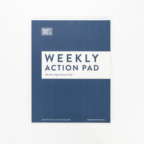 Weekly Action Pad