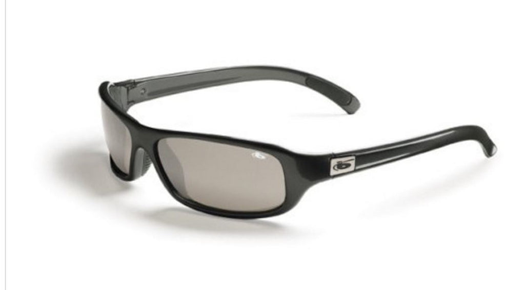 Bolle Fang Sunglasses Gunmetal Frame Grey Lenses