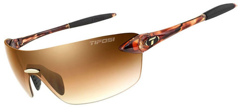 Tifosi Vogel 2.0 1160401079 Sunglasses Tortoise Frame Polarized Brown Lenses