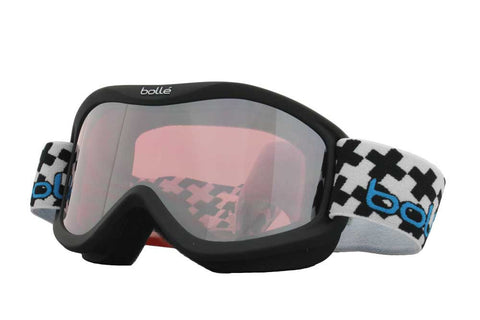 Bolle Volt Plus Goggles Black Frame Vermillon Gun Lens Youth