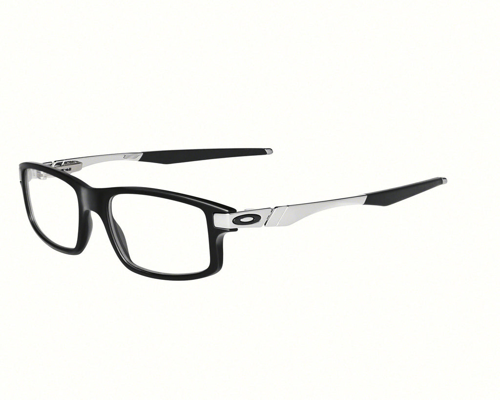 Oakley Trailmix OX8035-0352 Eyeglass Black Metal Frame Size 52
