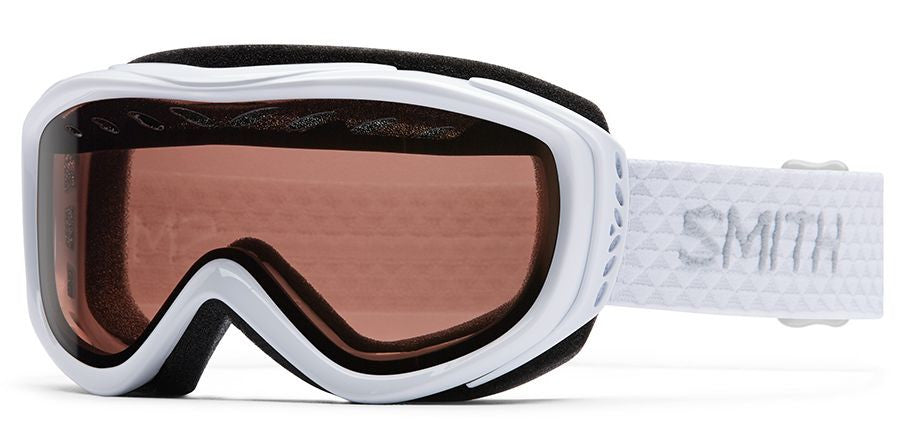 Smith Transit TN3EWT16 Ski and Snowboard Goggles White  Rc36 Lenses