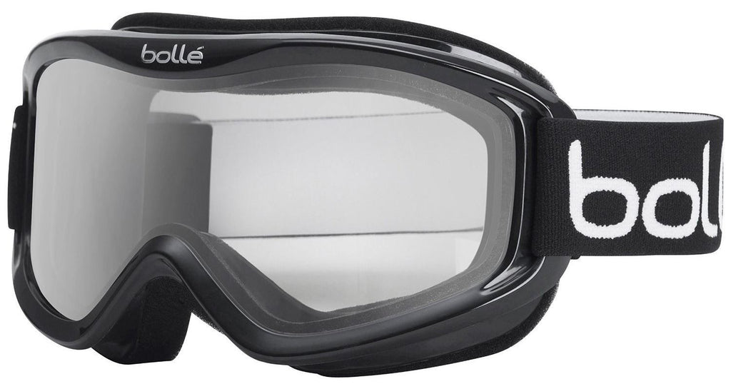 Bolle Mojo Goggles Black Frame Clear Lens