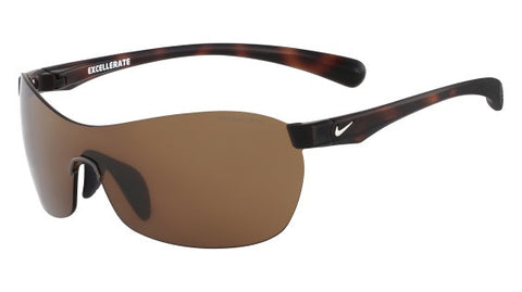 Nike Excellerate EV0742 Sunglass 202 Tortoise/Brown Frame Brown Lenses Size 62-15-130
