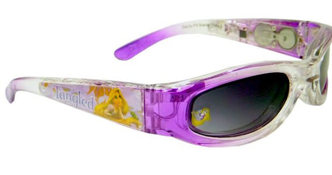 Disney Tangled Light-up Youth Sunglasses Purple