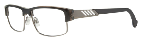 Marc Ecko Snake Eyes MESNA Eyeglass Black Frame