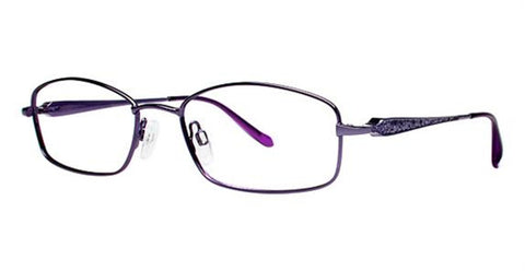 Modern Kind Eyeglass Plum Frame