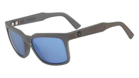 Dragon Dr Mr Blonde 3 Sunglass 909 Scoph Blue Ion Frame Size 58-17-140