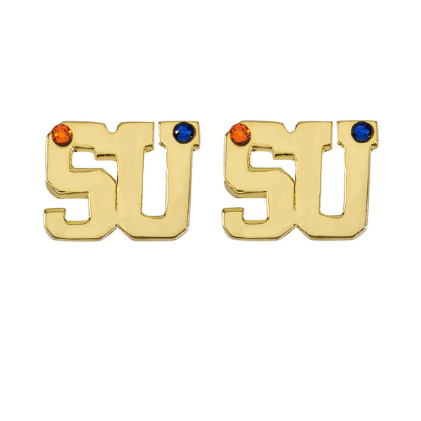 Pride Stud Earrings - Syracuse - Collegiate Soul
