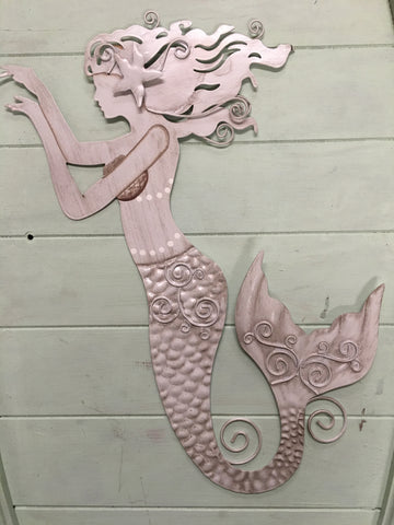 Metal Mermaid