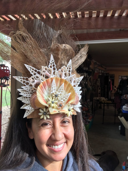 Tahitian Headpiece