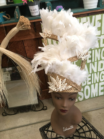 Angel Tall Headpiece
