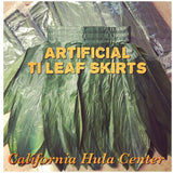 Artificial Ti Leaf Skirt- Adult size