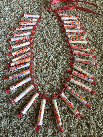 Smartie Candy Lei