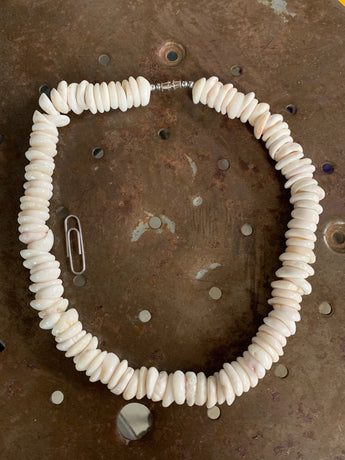 XL Puka Shell Necklace