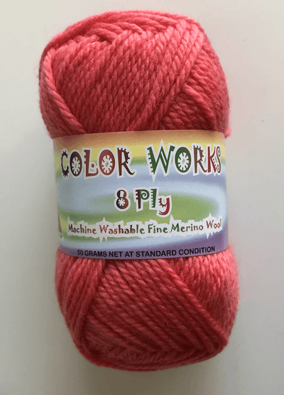 Heirloom ColorWorks 8ply