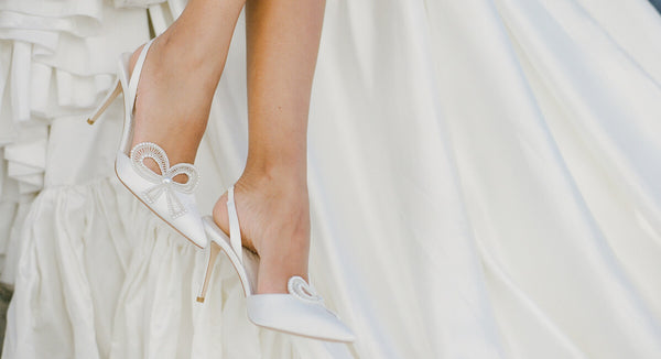 These Are The 2021 Top Wedding Shoes Trends