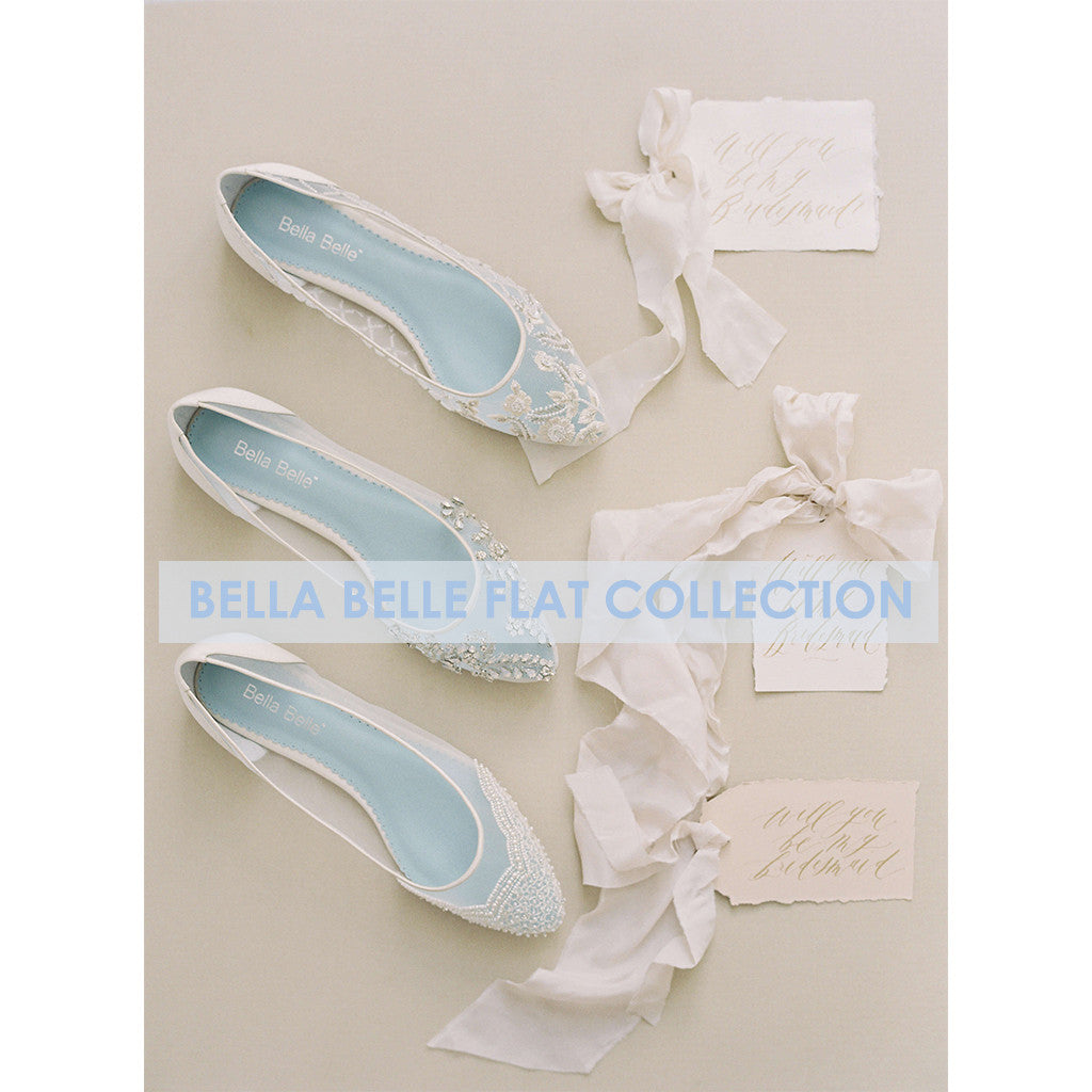 How To Complete Your Nordstrom Wedding Look With Bella Belle Flats