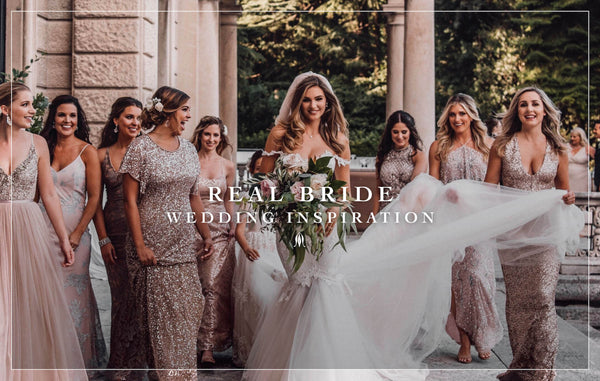 2018 Real Bride Wedding Inspirations