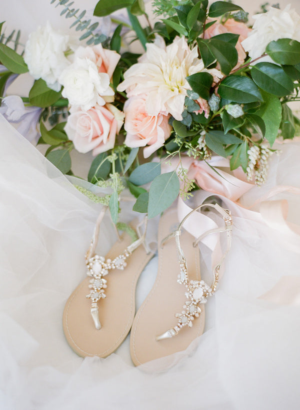Wedding sandals Luna