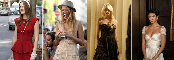 A Look At Our Favorite Gossip Girl Fashion Looks