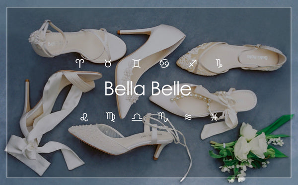 Your Wedding Shoe, According To Your Zodiac | Bella Belle Shoes