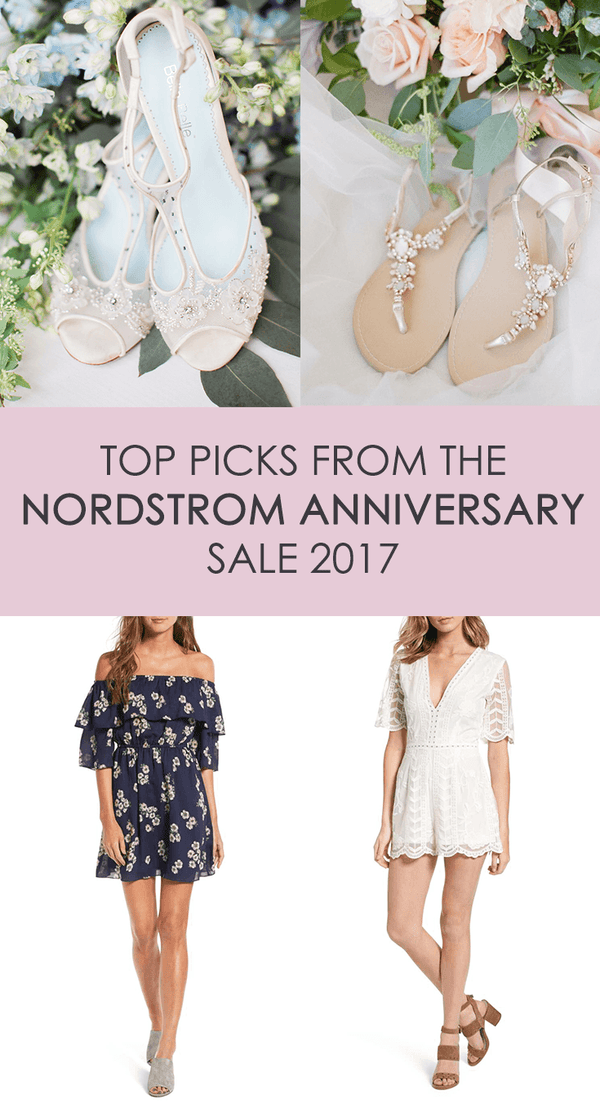 Top Picks from the Nordstrom Anniversary sale 2017
