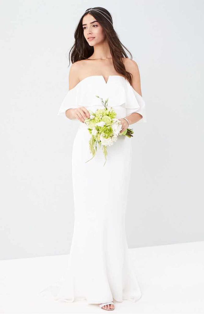 Garden Wedding Dress by Lovers & Friends