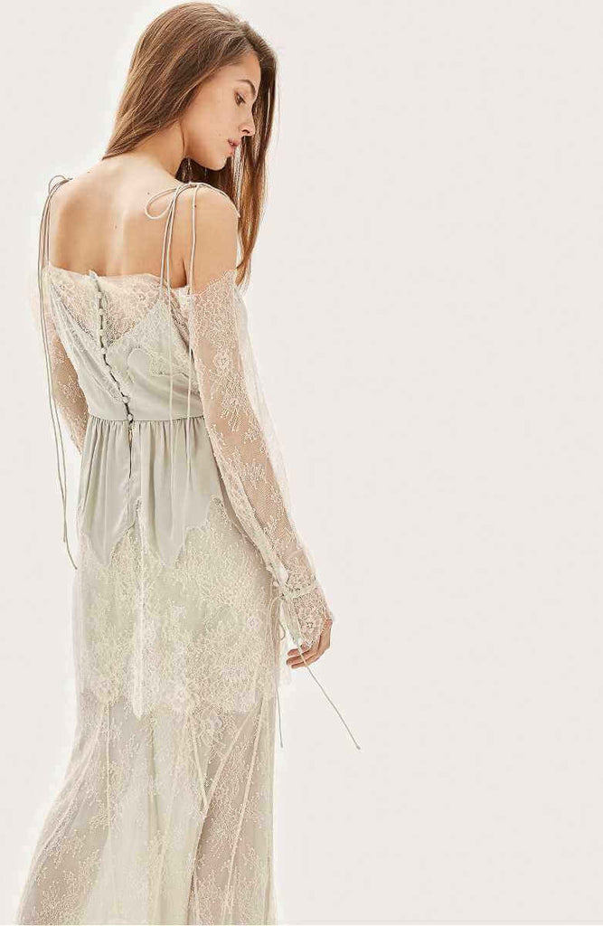 Topshop Boho Wedding Dress