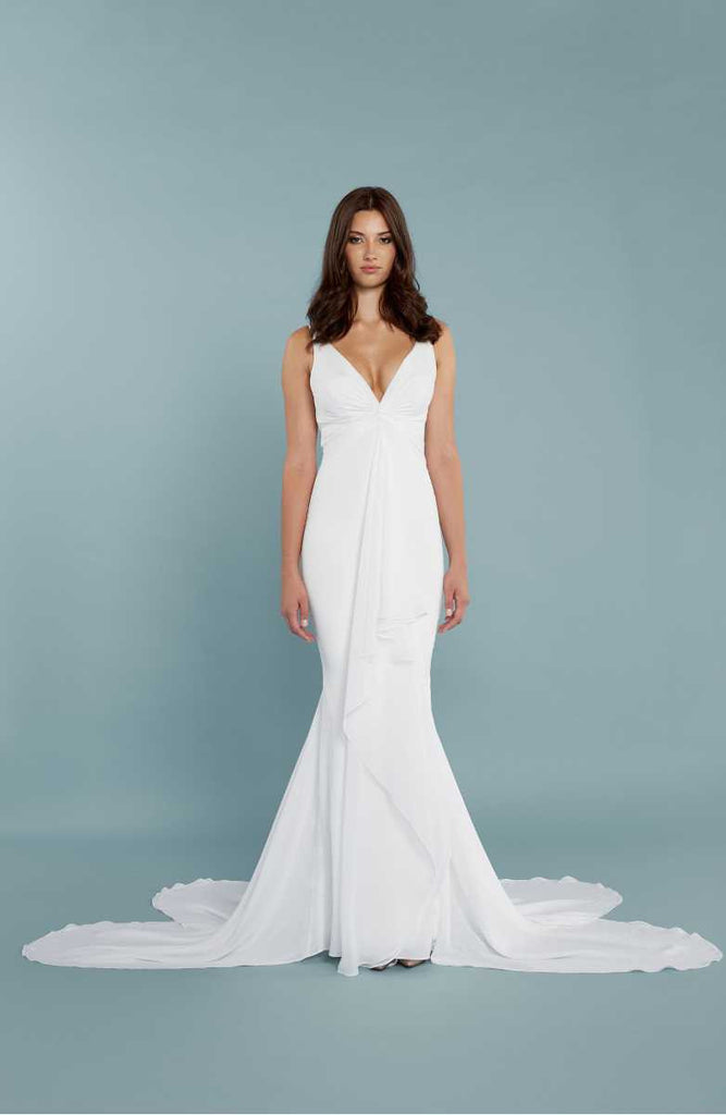 Mykonos Wedding Gown - Nordstrom
