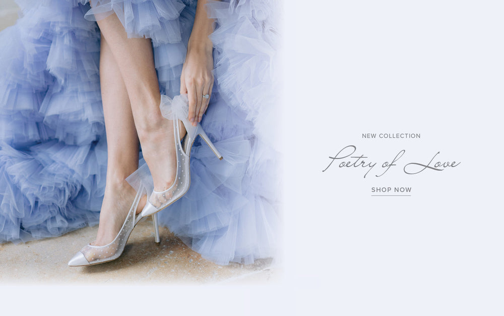 bella belle poetry of love new collection wedding shoes