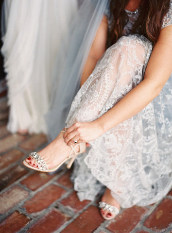Wedding heels bella belle shoes