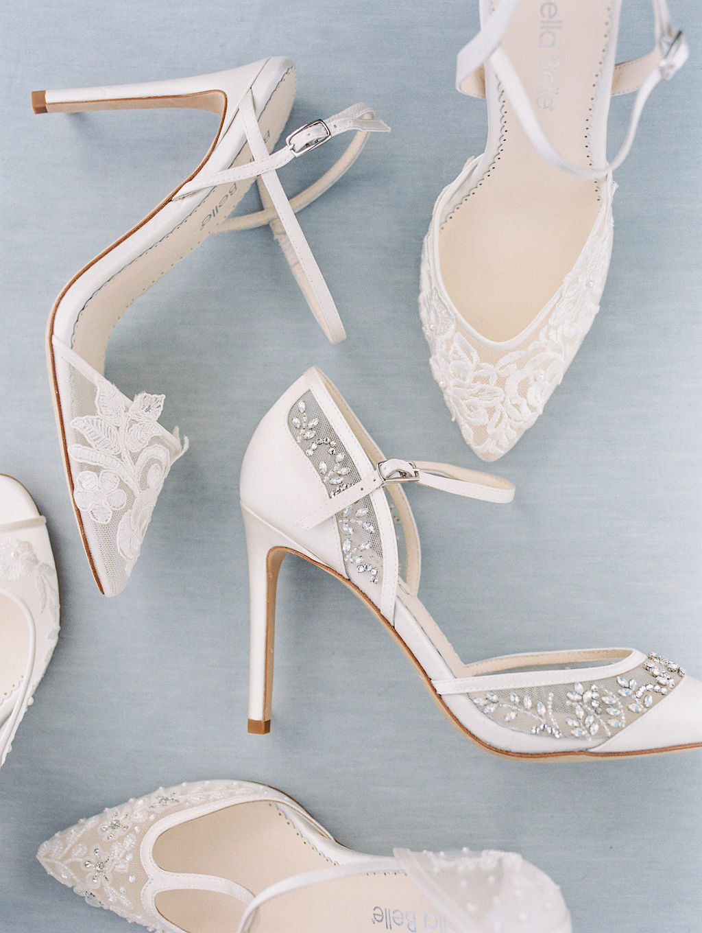 beautiful and comfortable wedding shoes