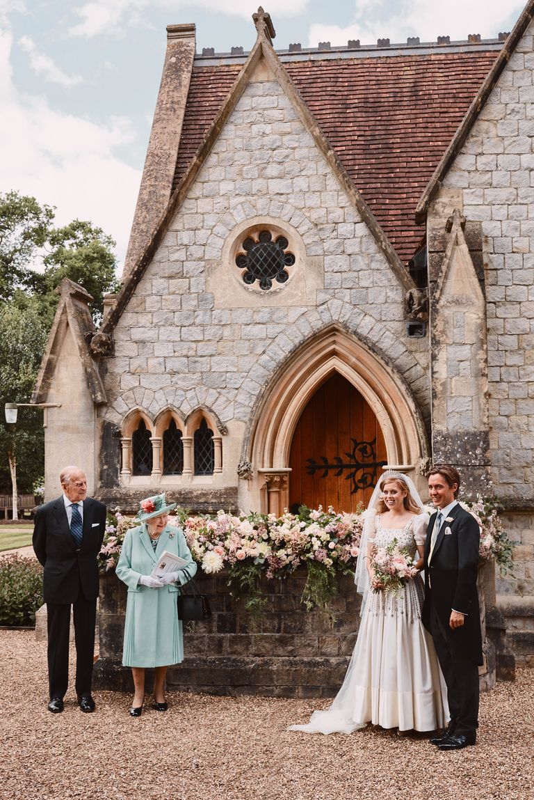 Bella Belle 2020 wedding trends green wedding princess beatrice
