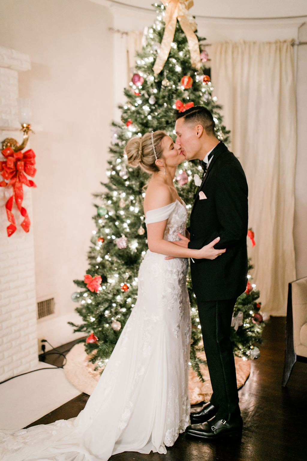 Bella Belle 2020 wedding trends winter weddings christmas wedding